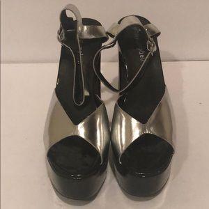 Jeffrey Campbell Shoes - Jeffrey Campbell Oriana Platforms (7.5)